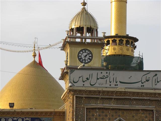 تصاویر حضرت عباس در رستاخیز