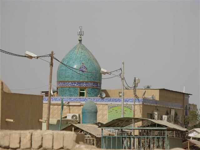 وادی السلام / مقبره حضرت هود و صالح علیه السلام / نجف , عراق